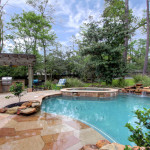 Pool and Property View