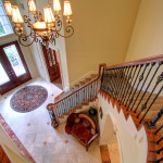 Foyer from Second Story