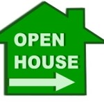 OPEN HOUSE WEEKEND!